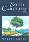 South Carolina history book cover image